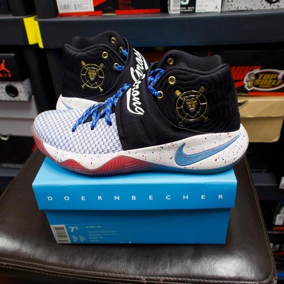 81e83ddcae004 Nike Shoes | Kyrie 2 Doernbecher Size 75 | Poshmark